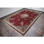 Villamatto,208x307 cm, käsityö, valmistusmaa Iran Persian Tebris