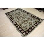 Villamatto,154x241 cm, käsityö, valmistusmaa Intia