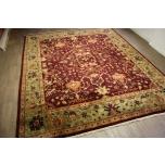 Villamatto,363x445 cm, käsityö, valmistusmaa Persia Keshan
