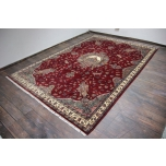 Villavaip 200x300 cm (208x307)   Iraani käsitöö Persian Tebris