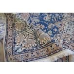 Villavaip siidiga 200x300 cm  Iraani käsitöö Nain