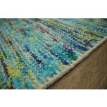 Kootud vaip 160x230 cm  India käsitöö