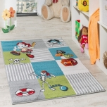 Designer lasten plyysimatto, Eri kokoja
