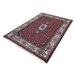 Villavaip  170x230 cm (168x228)   India käsitöö Bidjar