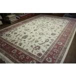 Villamatto,540x370 cm, käsityö,   Indo-Kashan Orient