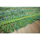 Puuvillamatto käsityö valmistusmaa Intia Eri kokoja