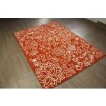 Villamatto,160x230 cm, käsityö, valmistusmaa Intia