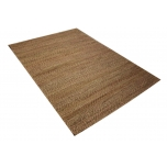 Kootud vaip džuudist 160x230 cm  India käsitöö