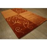 Villamatto,90x160 cm, (95x165 cm)käsityö, valmistusmaa Nepal
