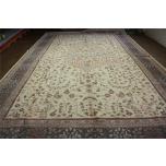 Villavaip 600x350 (595x364cm)  ORIENT Indo-Kashan Käsitöö