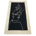 Villavaip  90x160 cm  India käsitöö