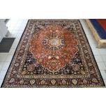 Villavaip 300x400 cm India käsitöö Tabriz Indo Pärsia